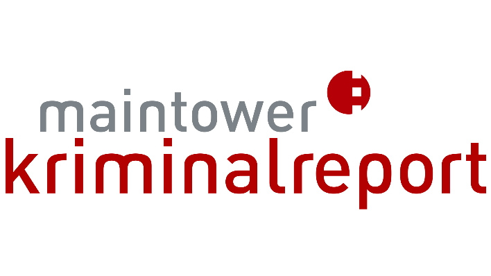 Maintower Kriminalreport