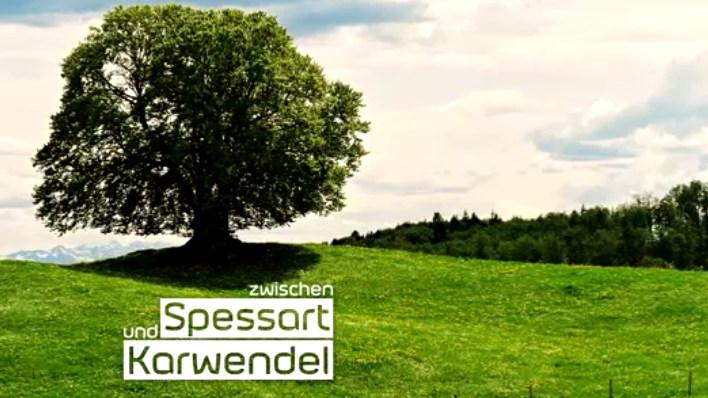 Spessart Und Karwendel