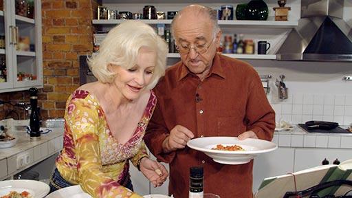 Alfredissimo kochen mit bio und marika kilius one for Kochen mit biolek