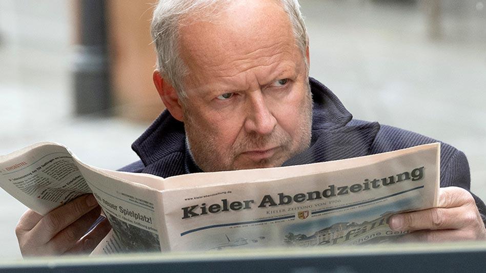 Tatort: Borowski und das Glück der Anderen   © ARD