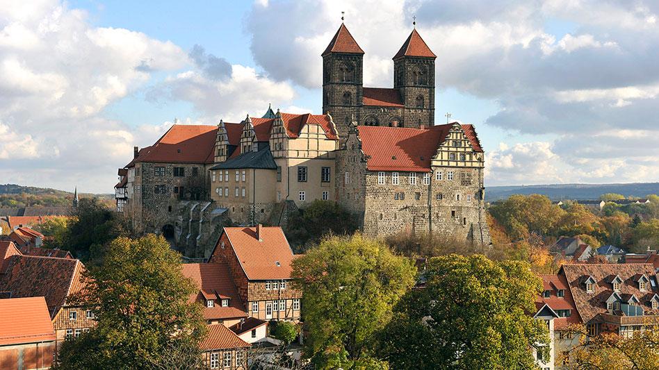Unter Dach Und Fach Quedlinburg Und Sein Welterbe Mdr Sachsen