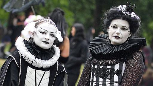 gothic treffen in leipzig 2019