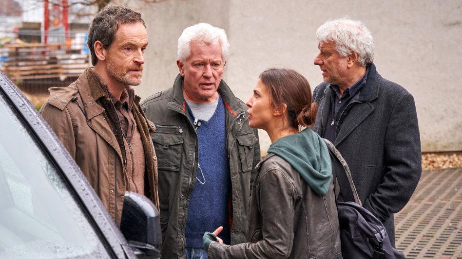 Tatort: In der Familie (1/2)   © ARD